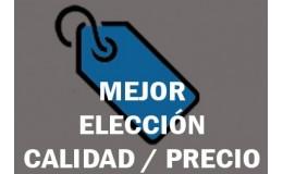 MEJOR ELECCIÓN CALIDAD PRECIO